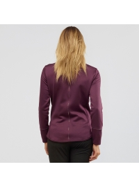 Bluza DISCOVERY FZ W Wine Tasting / Heather