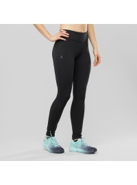 Legginsy COMET TIGHT W Black (WARM)