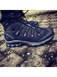 QUEST 4D 3 GTX Phantom /  Black / Quiet Shade
